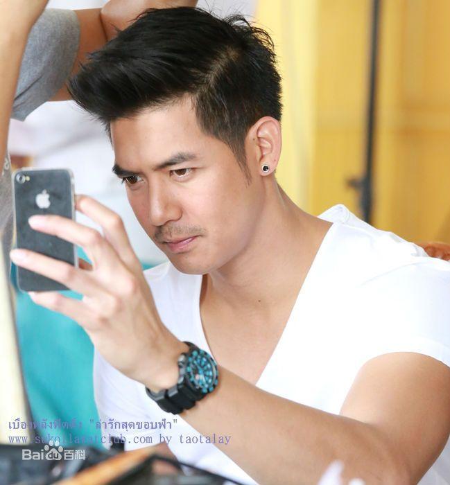 My Most Favourite Thai Actor เว ยร ศ กลว ฒน คณารศ Weir