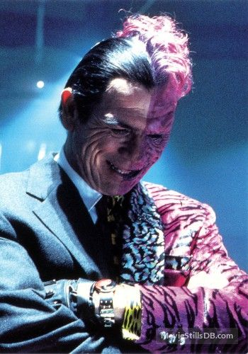 Batman Forever - Publicity still of Tommy Lee Jones