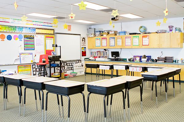 Classroom Ideas For 5th Grade ~ Elementary school classroom layout th grade