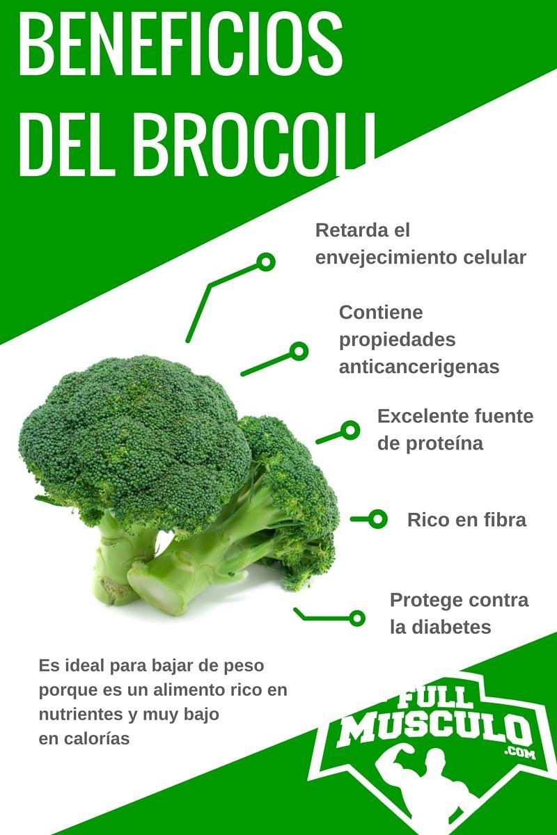 11 Increíbles Beneficios Y Propiedades Del Brócoli
