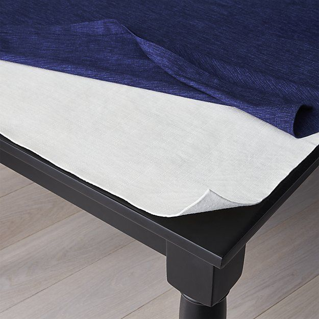 Deluxe Table Pad Dining Room Table Bed Table Table Throw
