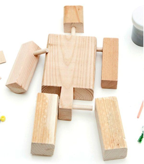 Diy wood robot transformer kit kidsomania interiors diy wood robot transformer kit kidsomania solutioingenieria Gallery