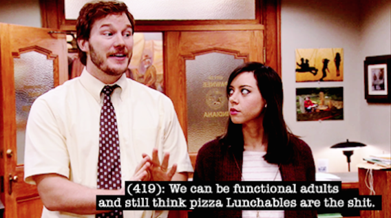 Parks And Rec Luls Pinterest