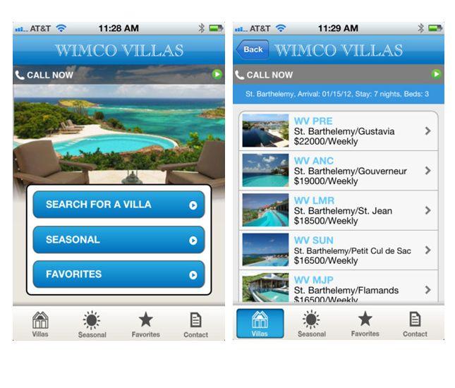 Jet Set Apps: Wimco Villas