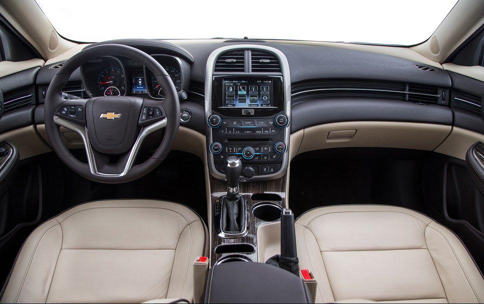 Chevrolet Malibu 2015 Interior Chevrolet Malibu Chevy Malibu