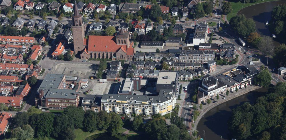 westersingel e.o 2010