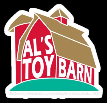 Al S Toy Barn Toy Barn Disney Gifts Toy Story Movie