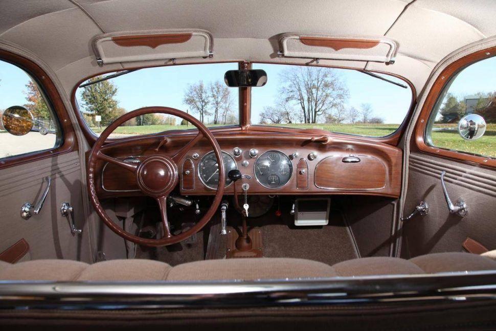 Trio of Chrysler Airflows set to cross the block in Kansas   Car ...