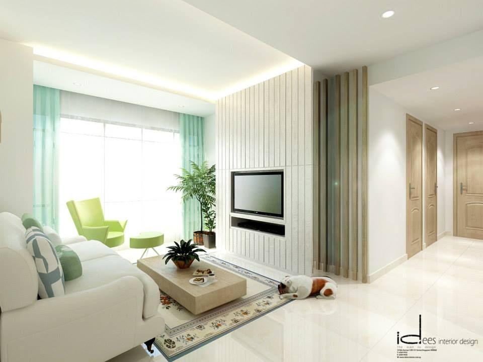 led-beleuchtung-wohnzimmer-ideen-led-streifen-spots LICHT
