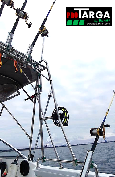 KUVAGALLERIA Vetouistelu tuotteet Fishing frame