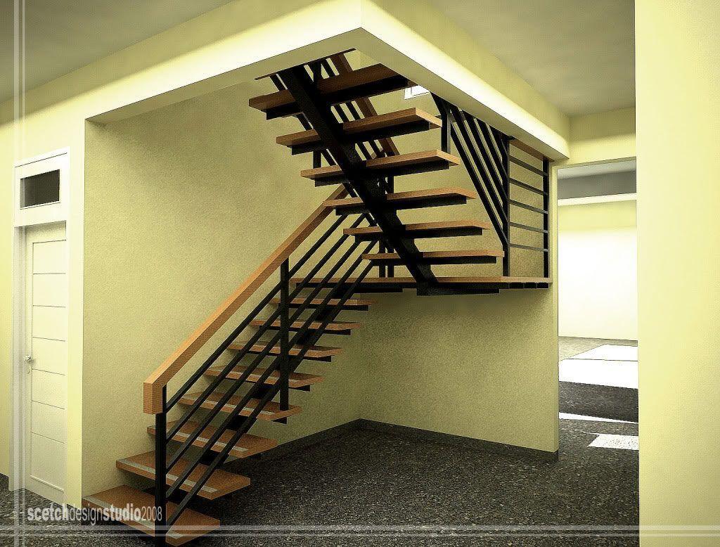 Model Tangga Besi Untuk Rumah Tingkat Dan Perkiraan Biaya Pembuatannya Rumah Rumah Minimalis Desain