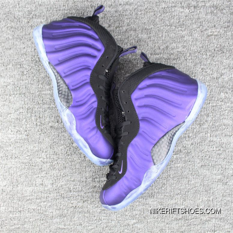 Nike Air Foamposite Pro Purple Eggplant Top Deals