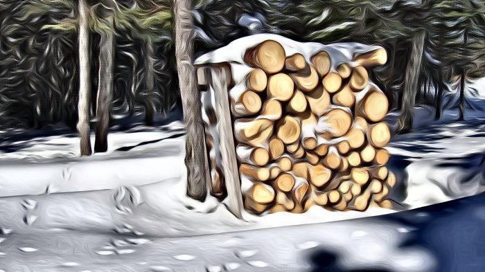 1/3 cord Fire Wood