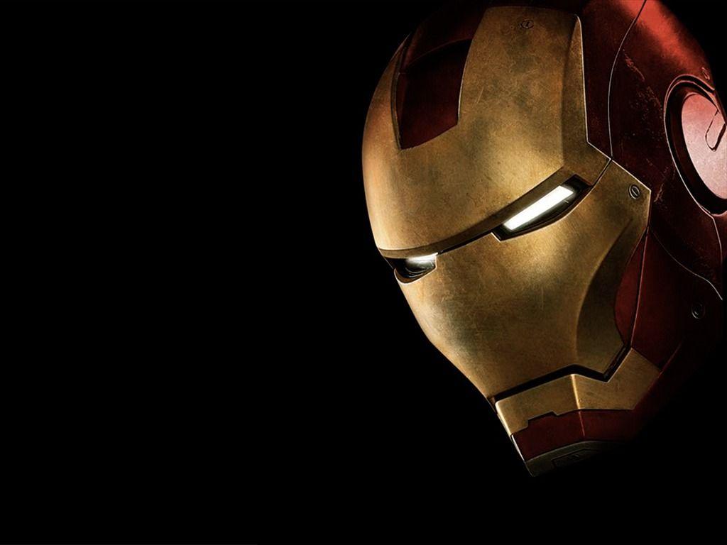 Iron Man Desktop HD Wallpaper