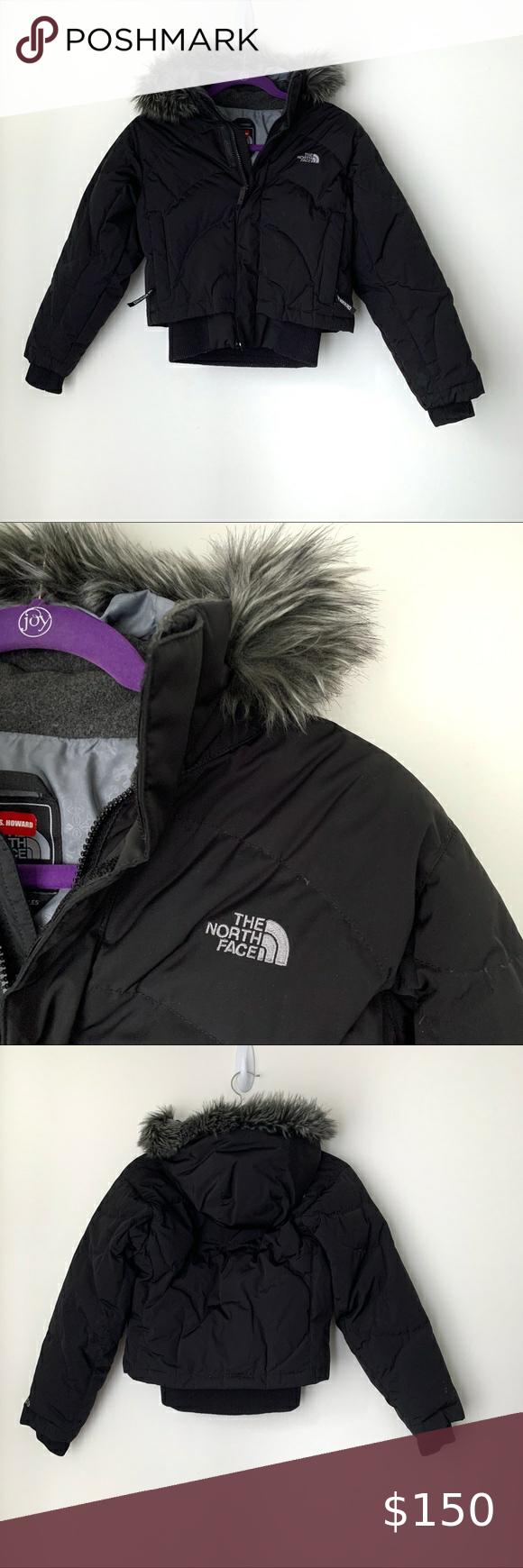 The North Face 550 Goose Down Faux Fur Hood Faux Fur Hood Fashion Fur Hood [ 1740 x 580 Pixel ]