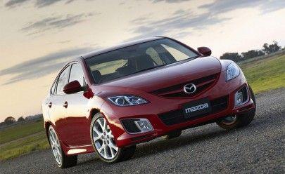 5 Mazda 6 Mazda 6 Hatchback Mazda 6 Sedan Mazda 6