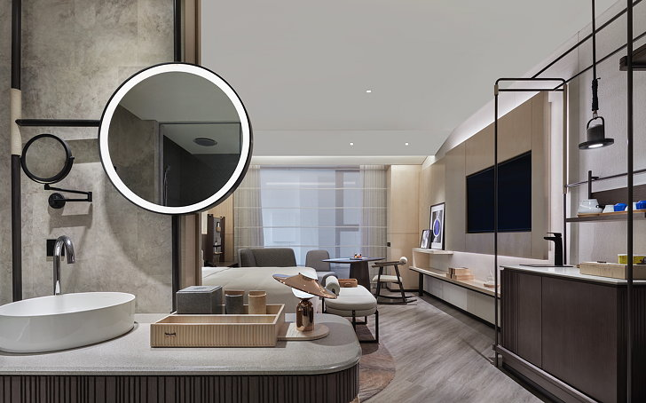 Photo of Wilson Associates Unveils Model Guest Rooms for Coli Hotel Fuzhou