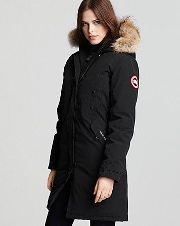 Canada Goose Kensington Parka - Coats Jackets - Apparel - Womens - Bloomingdales