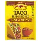 Old El Paso Hot & Spicy Taco Seasoning Mix 1 oz Packet #FoodandBeverages #tacoseasoningpacket
