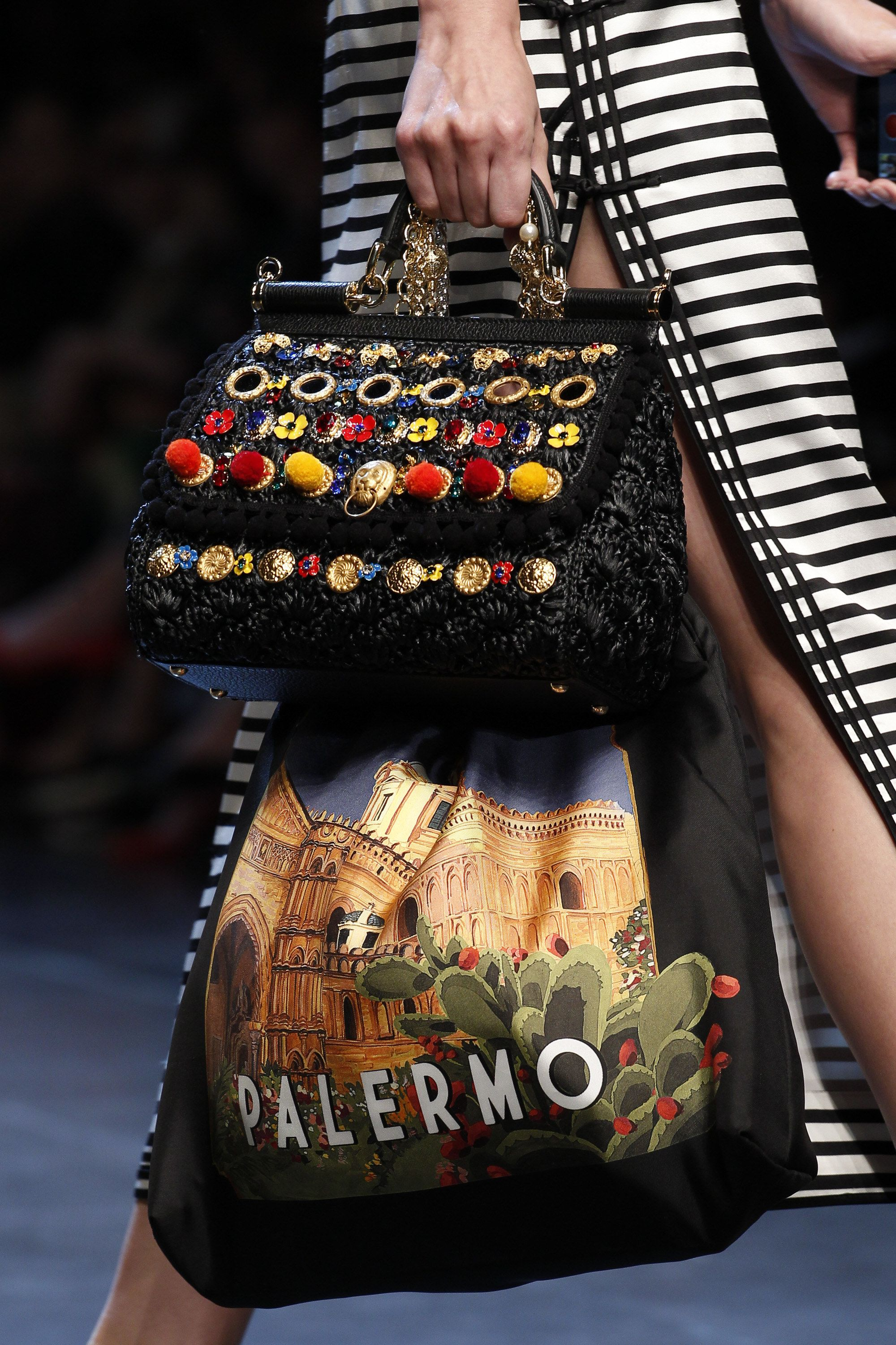 Dolce & Gabbana Spring 2016 Ready-to-Wear Fashion Show Details - Vogue
