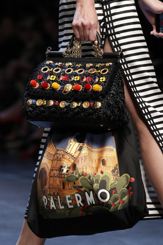 Dolce & Gabbana Spring 2016 Ready-to-Wear Fashion Show Details - Vogue