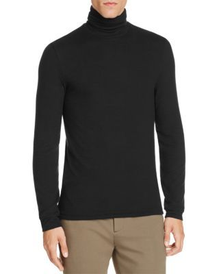 ATM ANTHONY THOMAS MELILLO Cotton Ribbed Turtleneck Sweater ...