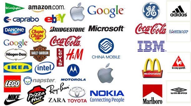 Marcas Publicitarias Las Encontramos A Nuestro Alrededor En Todo Momento Logos Del Mundo Videos De Noticias Comunicacion Visual