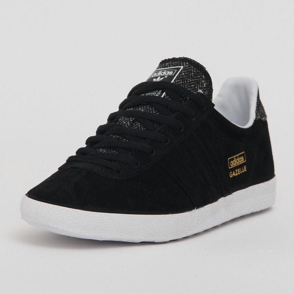 9ac3e3bc180ecb adidas Originals Gazelle OG Core Black Core Black Size 9