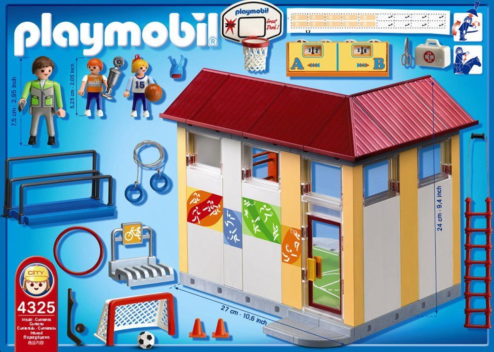playmobil 7486 Hľadať Googlom Wandgestaltung