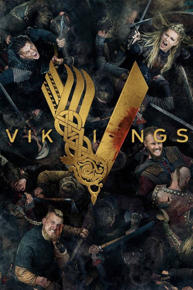 regarder la serie vikings saison 5 en streaming vf et