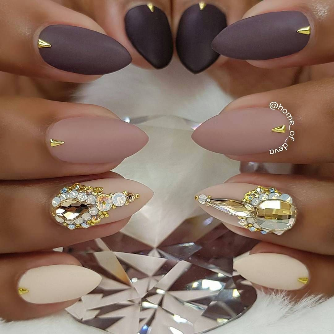 """4,210 Likes, 21 Comments - Ugly Duckling Nails Inc. (@uglyducklingnails) on Instagram: """"Beautiful nails by @vincentnails ✨Ugly Duckling Nails page is dedicated to promoting quality,…"""""""