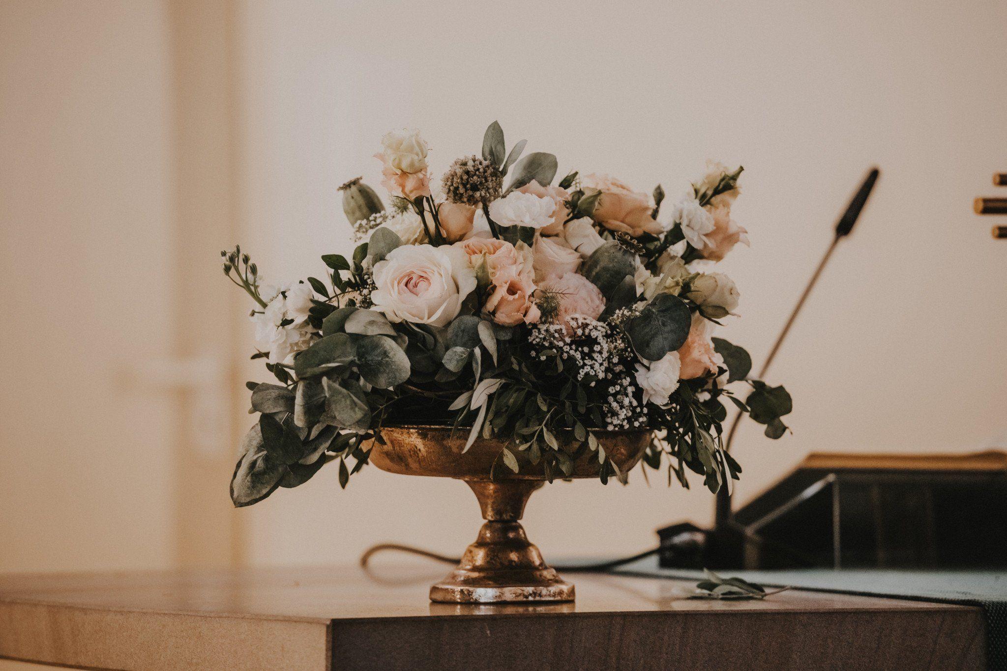 Was kostet eine Hochzeit? IV. Brautstrauß und Floristik ...