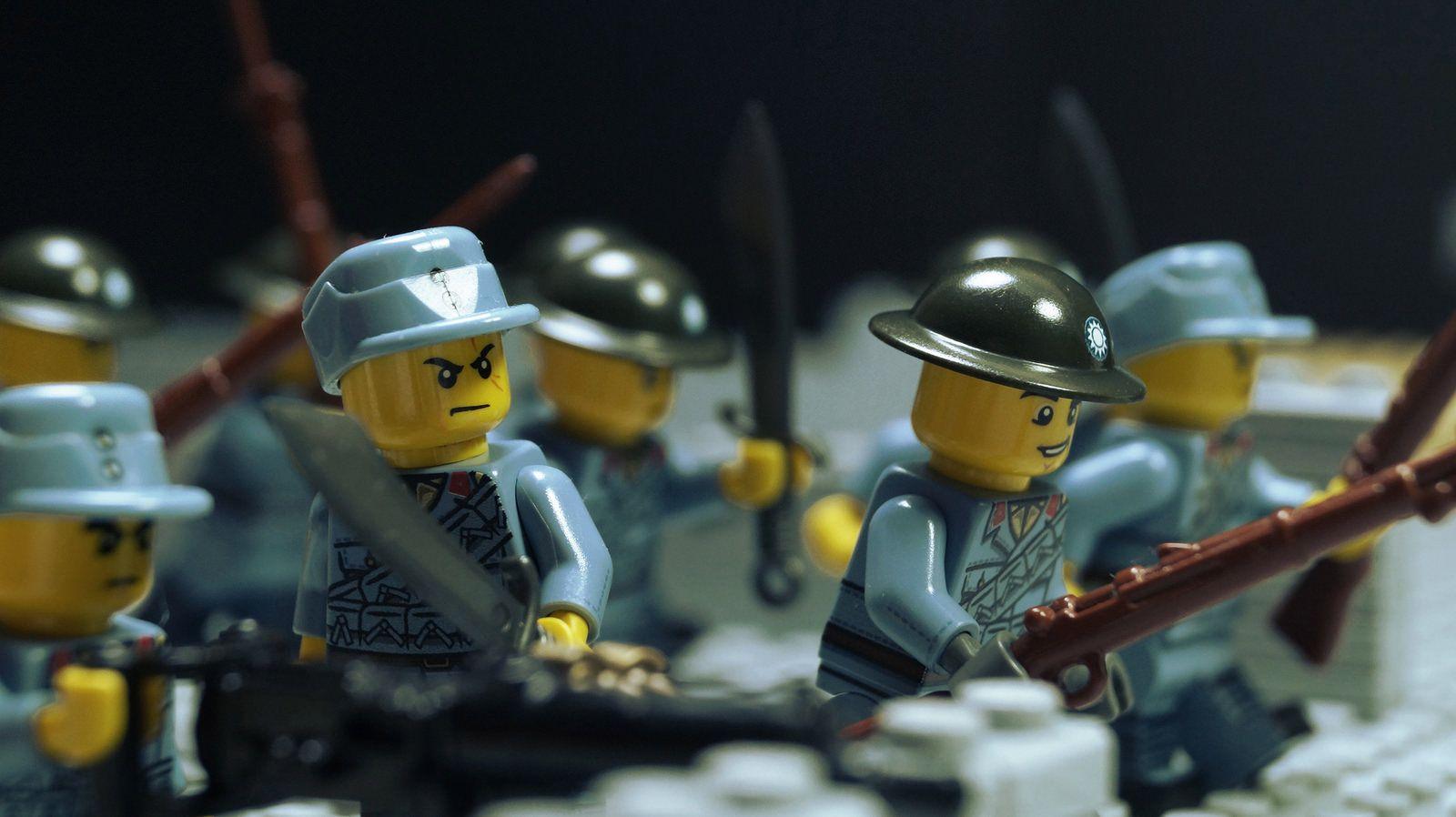 Pin On Everything Lego Art