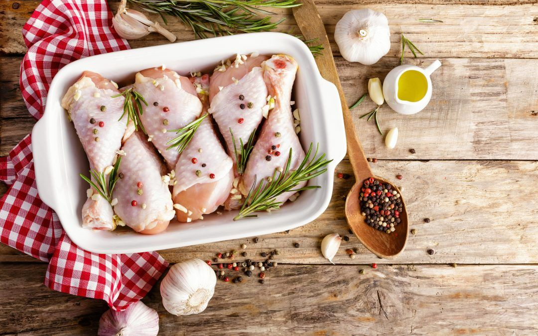 Will Gluten Or Other Grains From Chicken Feed Get Into The Meat