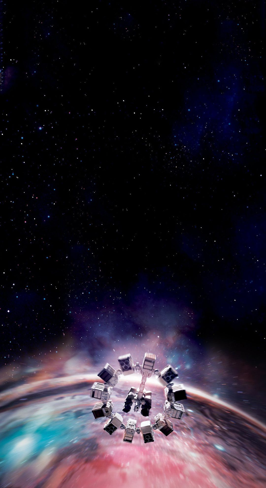 Endurance Wormhole Espaco E Astronomia Interestelar Interestelar Filme