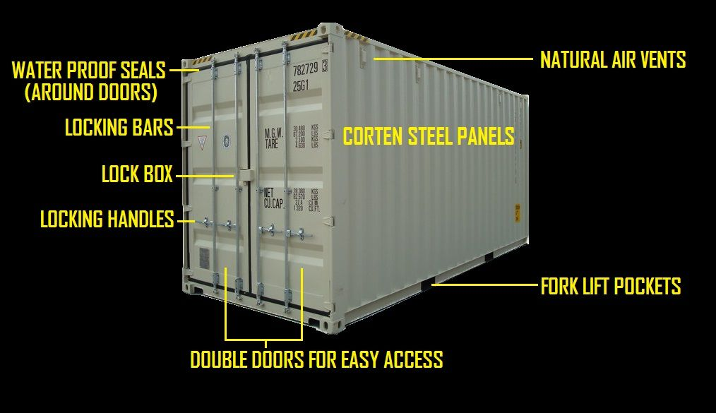 Products Steel Storage Containers Used Shipping Containers 40ft Shipping Container