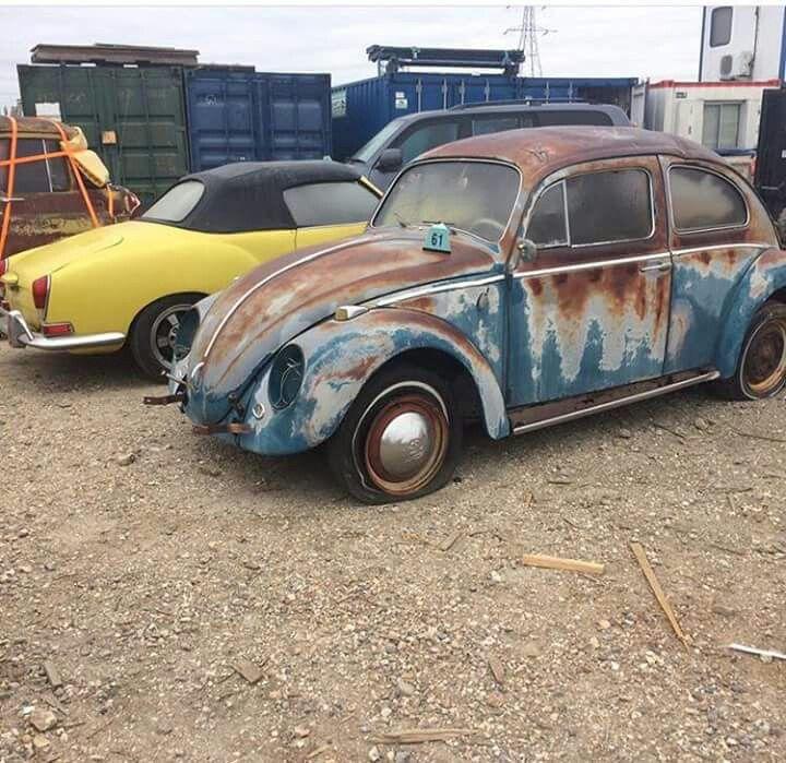 Pin By Sergio Munoz On Custom Antique Cars Love Bugs Custom