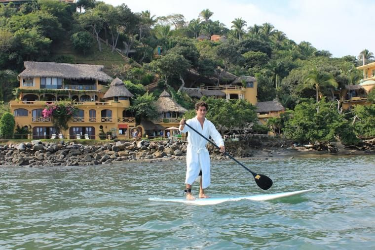 Premium Ocean Villas At Amor Boutique Hotel In Sayulita Mexico Beachfront On The South Side Of Bay