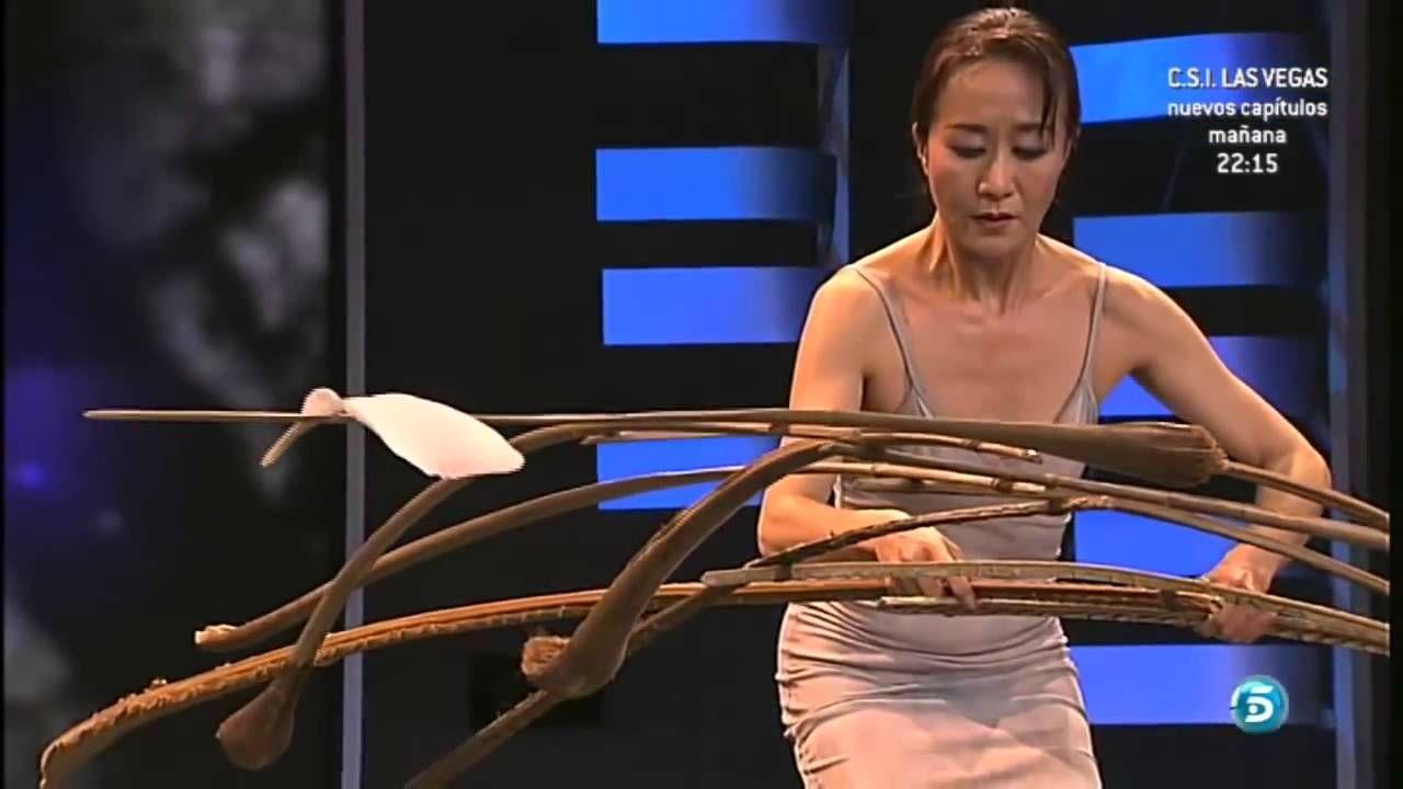 Miyoko Shida Rigolo Never underestimate the power of a