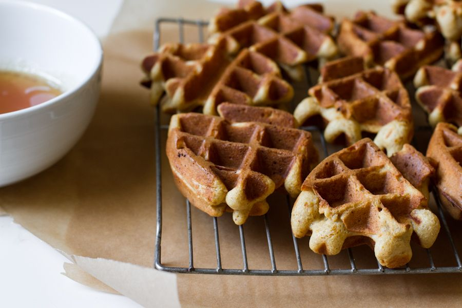 edible perspective - Home - Honey Dipped Doughnut Waffles