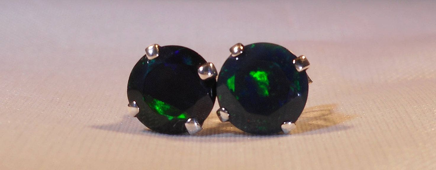 black genuine multicolored silver nzou listing fire stud studs real earrings opal fullxfull sparkling il