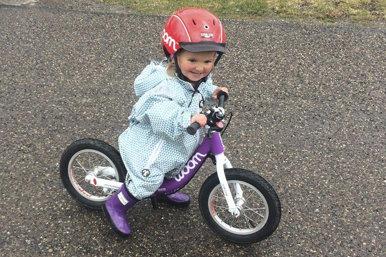 Woom 1 Balance Bike Review Balance Bike Bike Reviews Kids Bike