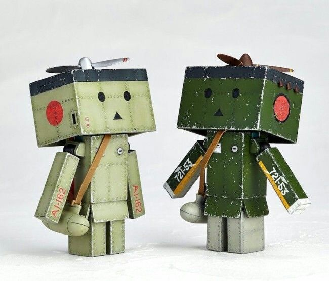 Fighter plane Danbo!