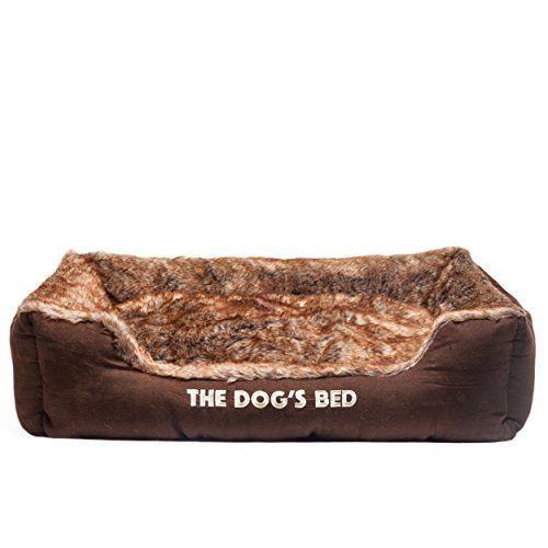 Faux Leather Dog Bed Ideas Faux Leather Dog Bed Dog Bed Soft