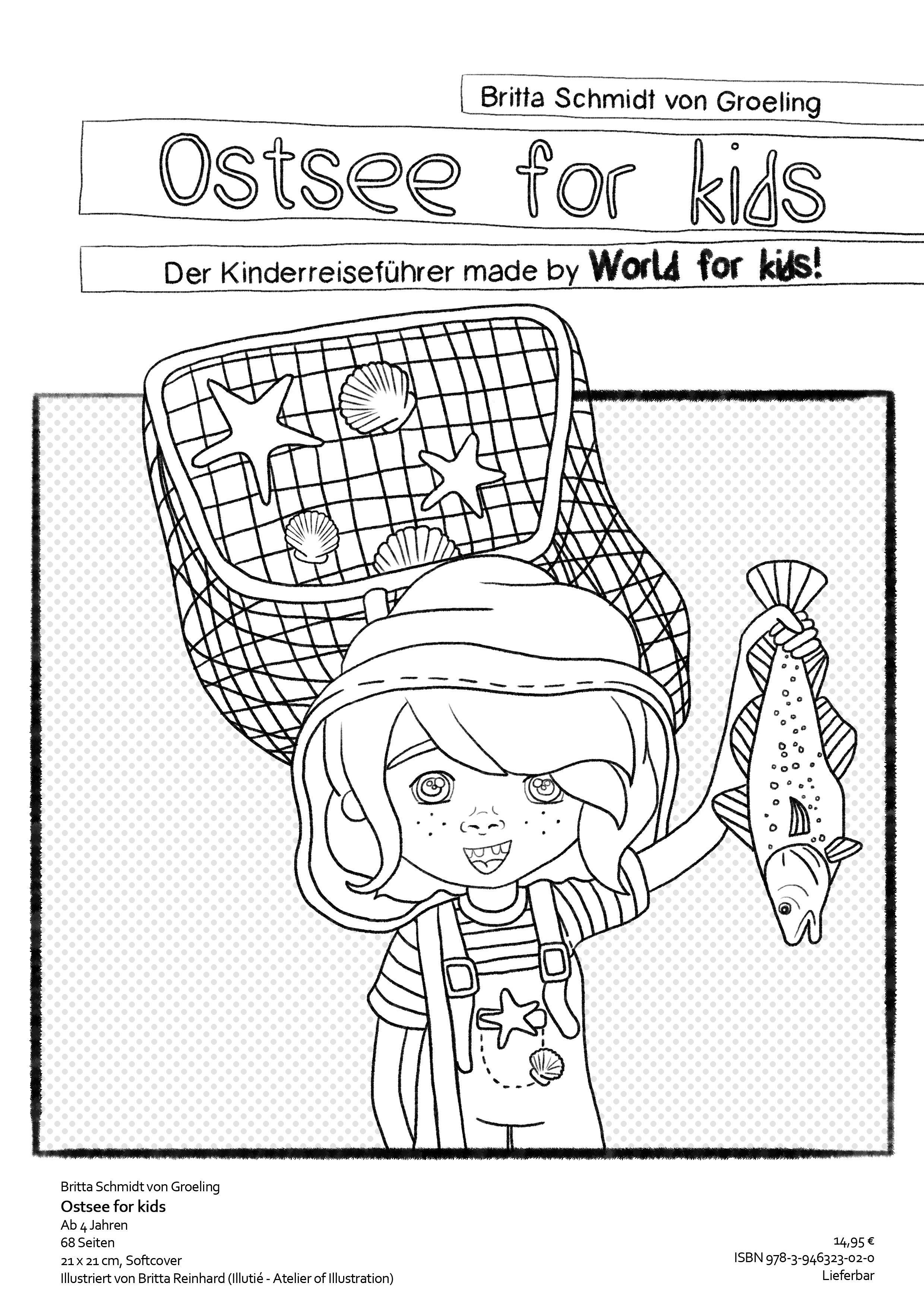 Britta Schmidt Von Groeling Britta Bolle Ostsee For Kids Ostsee Urlaub Ostsee Ostseekuste