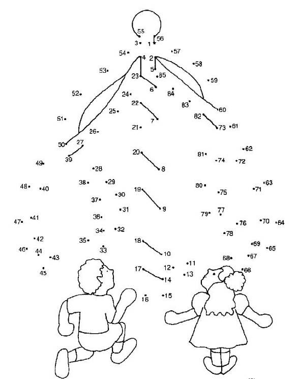 Dot To Dot Page Dot Worksheets Dot To Dot Printables Connect The Dots