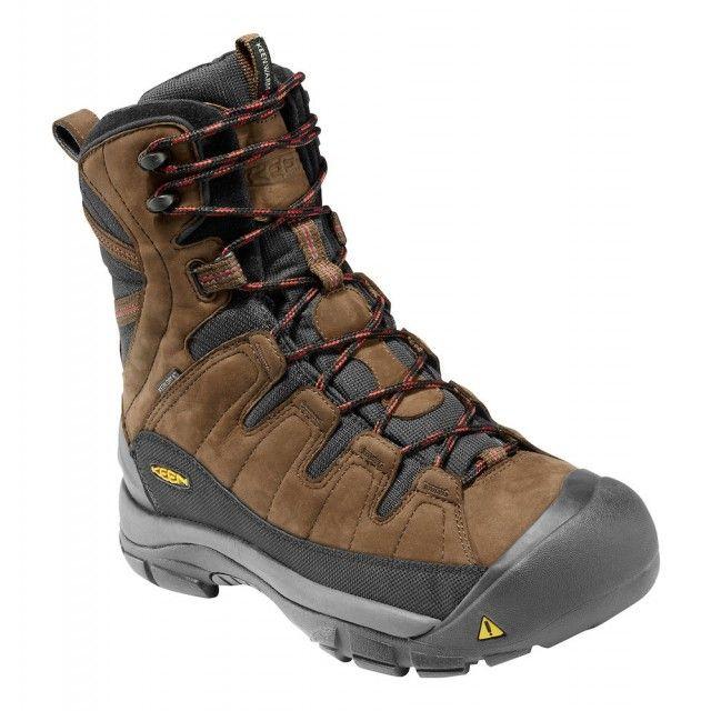 Summit County Sepatu Boots Shoe Boots Boots Mens