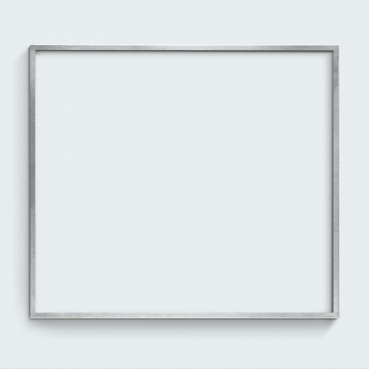 Download Premium Psd Of Silver Square Frame On Gray Background 2349888 Square Frames Frame Gray Background