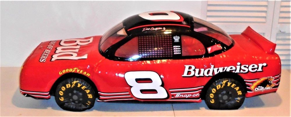 Dale Earnhart Jr. 8 Red Inflateable Race Car from Daytona