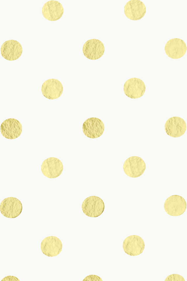 Pin By Daijah Frazier On Wallpapers Headers Polka Dots Wallpaper Gold Polka Dot Wallpaper Iphone Wallpaper Kate Spade